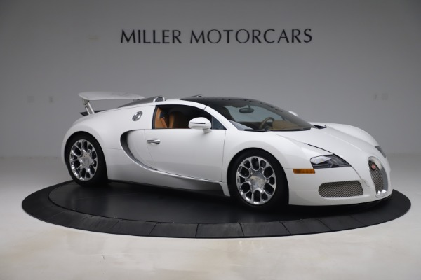 Used 2011 Bugatti Veyron 16.4 Grand Sport for sale Call for price at Pagani of Greenwich in Greenwich CT 06830 16
