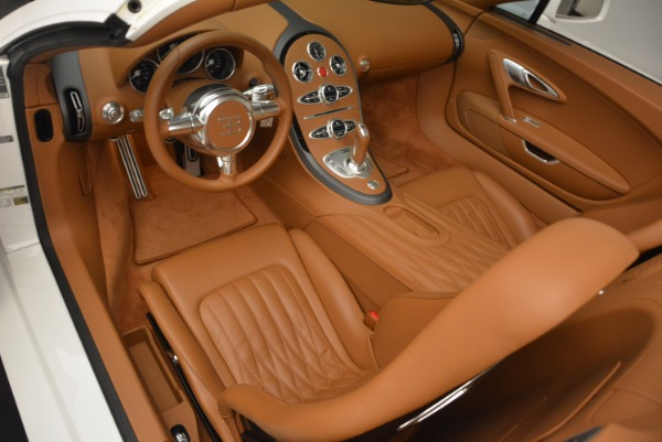 Used 2011 Bugatti Veyron 16.4 Grand Sport for sale Call for price at Pagani of Greenwich in Greenwich CT 06830 17