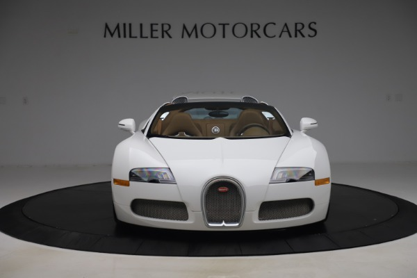 Used 2011 Bugatti Veyron 16.4 Grand Sport for sale Call for price at Pagani of Greenwich in Greenwich CT 06830 25