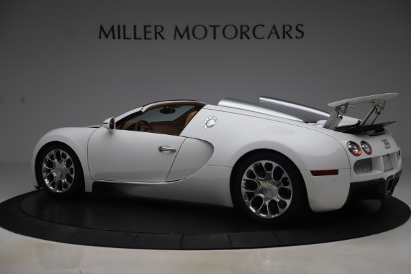 Used 2011 Bugatti Veyron 16.4 Grand Sport for sale Call for price at Pagani of Greenwich in Greenwich CT 06830 4