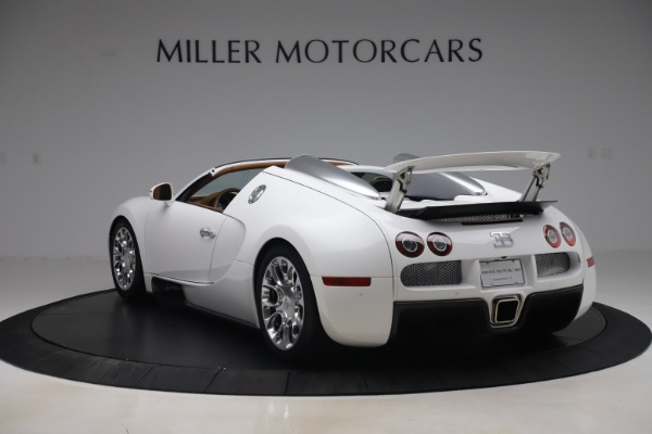 Used 2011 Bugatti Veyron 16.4 Grand Sport for sale Call for price at Pagani of Greenwich in Greenwich CT 06830 5