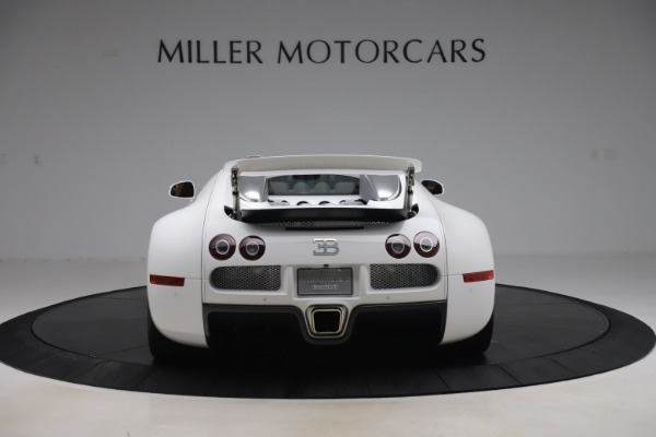 Used 2011 Bugatti Veyron 16.4 Grand Sport for sale Call for price at Pagani of Greenwich in Greenwich CT 06830 6