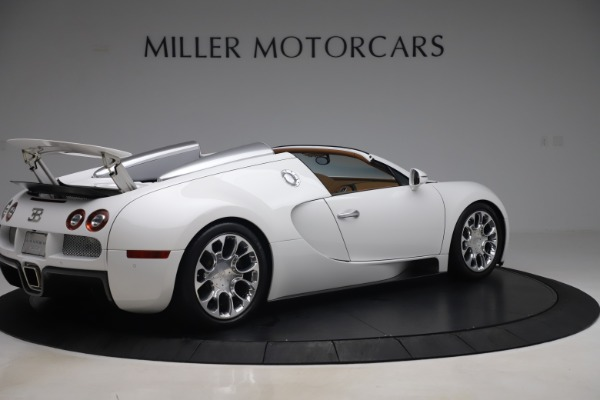 Used 2011 Bugatti Veyron 16.4 Grand Sport for sale Call for price at Pagani of Greenwich in Greenwich CT 06830 8