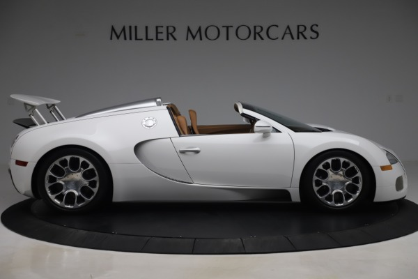 Used 2011 Bugatti Veyron 16.4 Grand Sport for sale Call for price at Pagani of Greenwich in Greenwich CT 06830 9