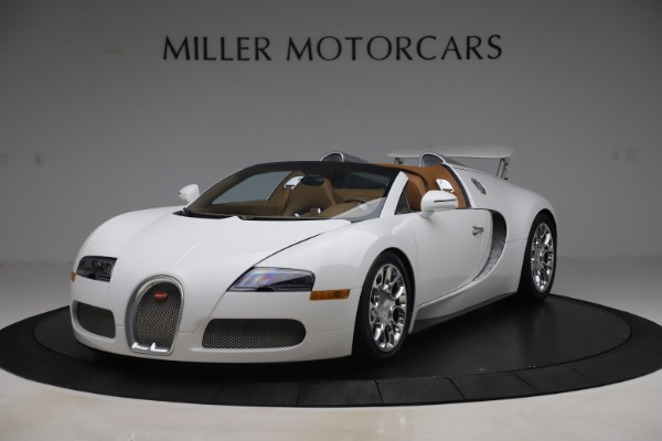 Used 2011 Bugatti Veyron 16.4 Grand Sport for sale Call for price at Pagani of Greenwich in Greenwich CT 06830 1