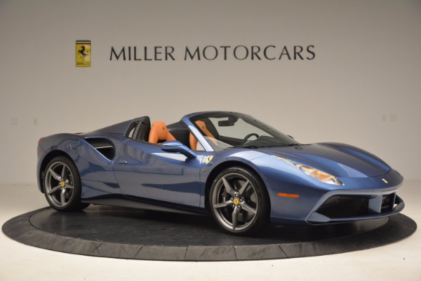 Used 2017 Ferrari 488 Spider for sale Sold at Pagani of Greenwich in Greenwich CT 06830 10