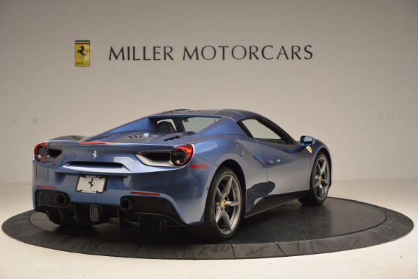 Used 2017 Ferrari 488 Spider for sale Sold at Pagani of Greenwich in Greenwich CT 06830 19