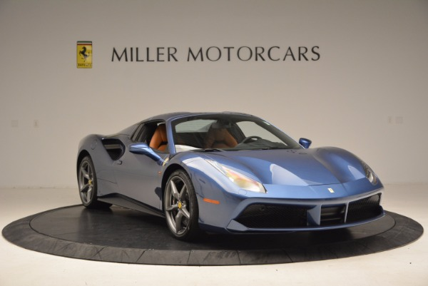 Used 2017 Ferrari 488 Spider for sale Sold at Pagani of Greenwich in Greenwich CT 06830 23