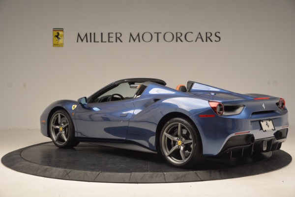 Used 2017 Ferrari 488 Spider for sale Sold at Pagani of Greenwich in Greenwich CT 06830 4