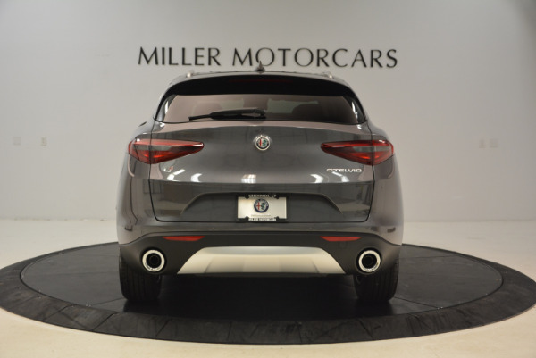 New 2018 Alfa Romeo Stelvio Q4 for sale Sold at Pagani of Greenwich in Greenwich CT 06830 6
