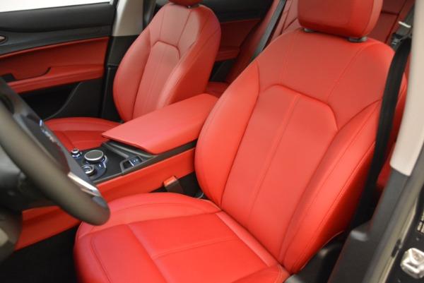 New 2018 Alfa Romeo Stelvio Q4 for sale Sold at Pagani of Greenwich in Greenwich CT 06830 15