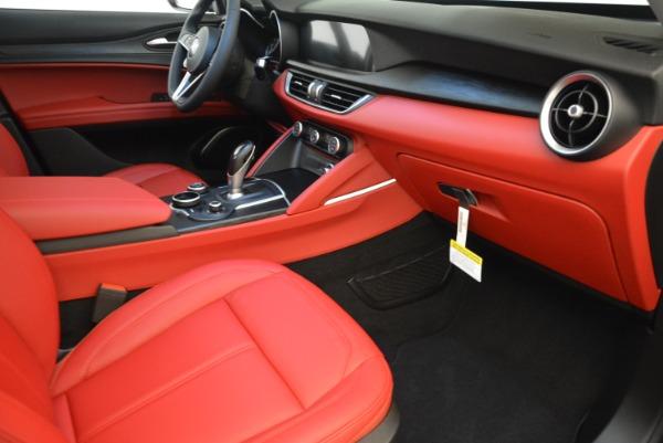 New 2018 Alfa Romeo Stelvio Q4 for sale Sold at Pagani of Greenwich in Greenwich CT 06830 19