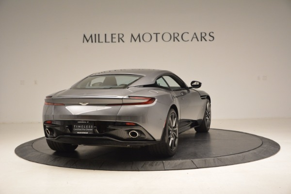Used 2017 Aston Martin DB11 for sale Sold at Pagani of Greenwich in Greenwich CT 06830 7