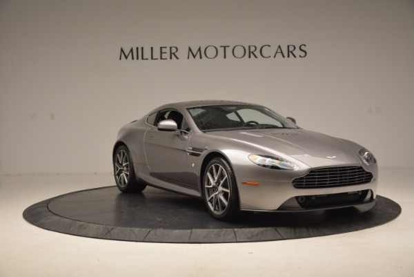 Used 2012 Aston Martin V8 Vantage for sale Sold at Pagani of Greenwich in Greenwich CT 06830 11