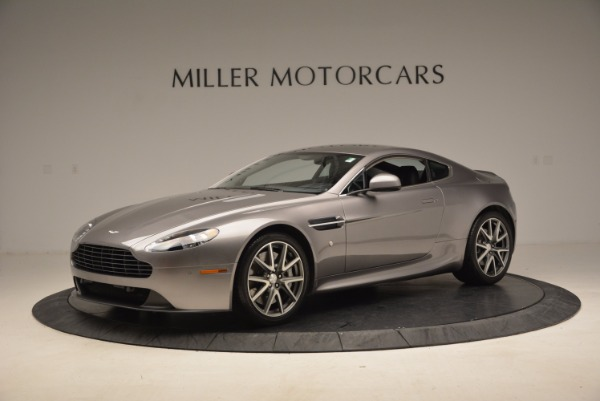 Used 2012 Aston Martin V8 Vantage for sale Sold at Pagani of Greenwich in Greenwich CT 06830 2