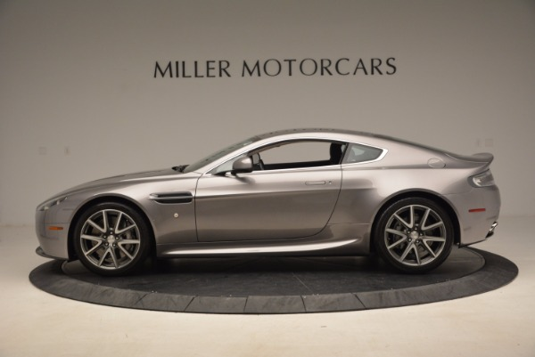 Used 2012 Aston Martin V8 Vantage for sale Sold at Pagani of Greenwich in Greenwich CT 06830 3