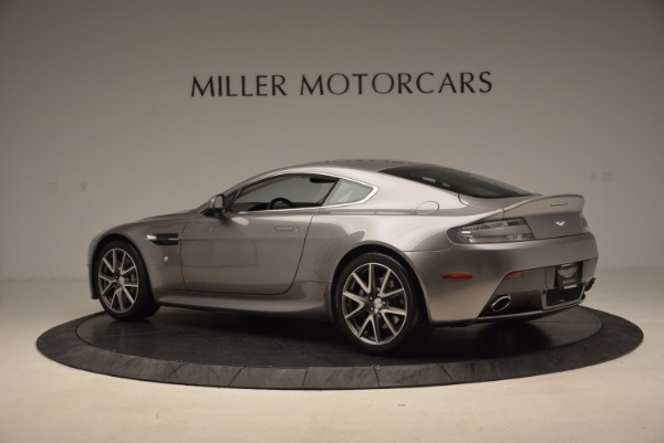 Used 2012 Aston Martin V8 Vantage for sale Sold at Pagani of Greenwich in Greenwich CT 06830 4