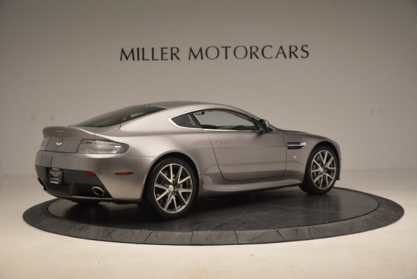 Used 2012 Aston Martin V8 Vantage for sale Sold at Pagani of Greenwich in Greenwich CT 06830 8