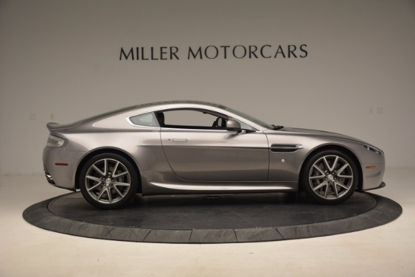 Used 2012 Aston Martin V8 Vantage for sale Sold at Pagani of Greenwich in Greenwich CT 06830 9