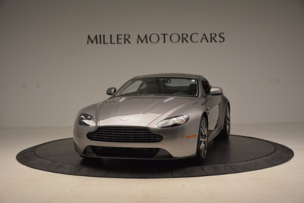 Used 2012 Aston Martin V8 Vantage for sale Sold at Pagani of Greenwich in Greenwich CT 06830 1