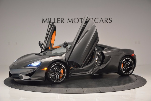 Used 2016 McLaren 570S for sale Sold at Pagani of Greenwich in Greenwich CT 06830 14