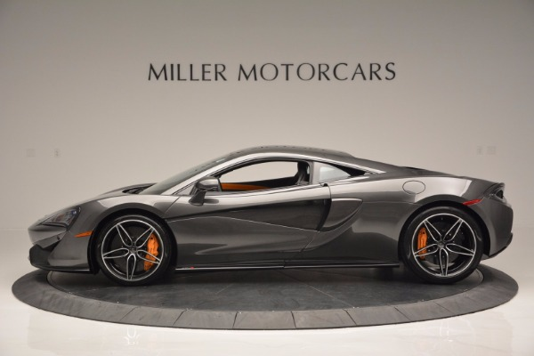 Used 2016 McLaren 570S for sale Sold at Pagani of Greenwich in Greenwich CT 06830 3