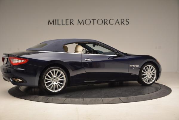 Used 2016 Maserati GranTurismo for sale Sold at Pagani of Greenwich in Greenwich CT 06830 20