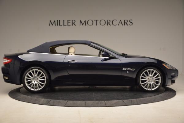 Used 2016 Maserati GranTurismo for sale Sold at Pagani of Greenwich in Greenwich CT 06830 21