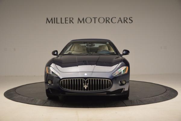 Used 2016 Maserati GranTurismo for sale Sold at Pagani of Greenwich in Greenwich CT 06830 24