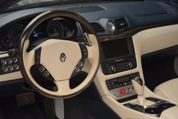 Used 2016 Maserati GranTurismo for sale Sold at Pagani of Greenwich in Greenwich CT 06830 25