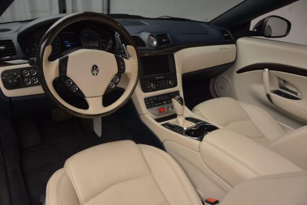 Used 2016 Maserati GranTurismo for sale Sold at Pagani of Greenwich in Greenwich CT 06830 26