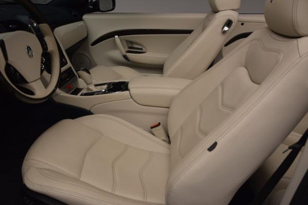 Used 2016 Maserati GranTurismo for sale Sold at Pagani of Greenwich in Greenwich CT 06830 27