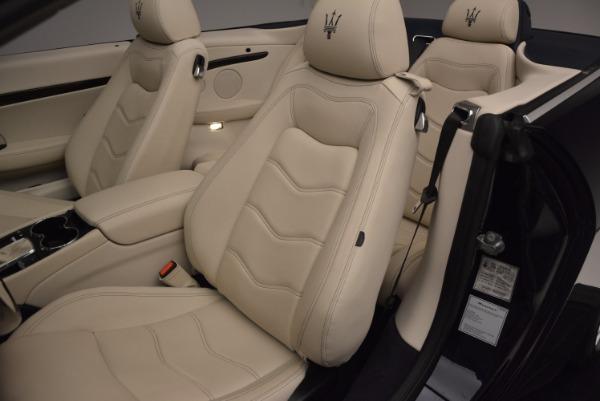 Used 2016 Maserati GranTurismo for sale Sold at Pagani of Greenwich in Greenwich CT 06830 28