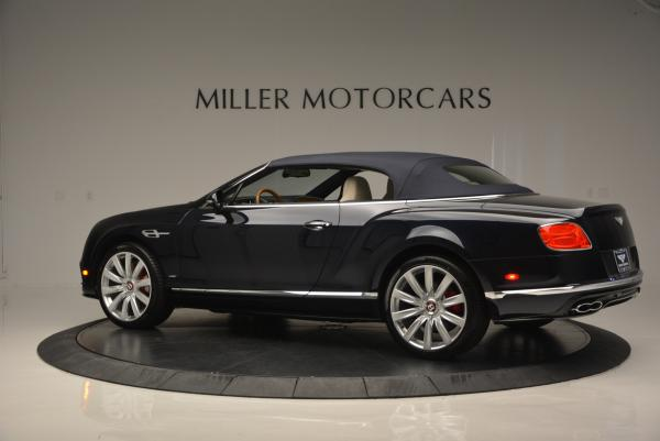Used 2016 Bentley Continental GT V8 S Convertible for sale Sold at Pagani of Greenwich in Greenwich CT 06830 16