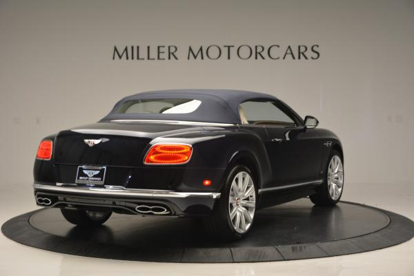 Used 2016 Bentley Continental GT V8 S Convertible for sale Sold at Pagani of Greenwich in Greenwich CT 06830 19