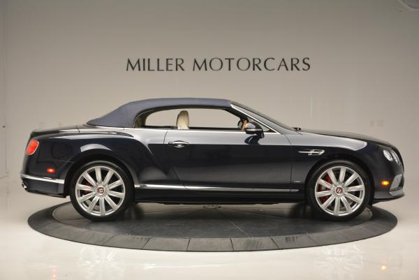 Used 2016 Bentley Continental GT V8 S Convertible for sale Sold at Pagani of Greenwich in Greenwich CT 06830 21