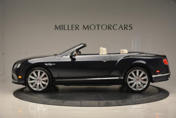 Used 2016 Bentley Continental GT V8 S Convertible for sale Sold at Pagani of Greenwich in Greenwich CT 06830 3