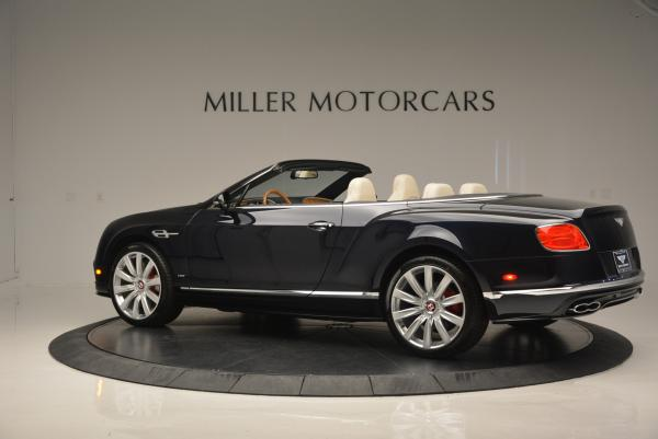 Used 2016 Bentley Continental GT V8 S Convertible for sale Sold at Pagani of Greenwich in Greenwich CT 06830 4