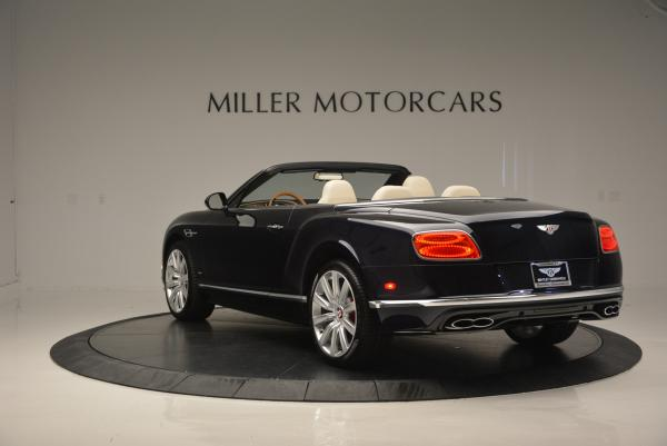 Used 2016 Bentley Continental GT V8 S Convertible for sale Sold at Pagani of Greenwich in Greenwich CT 06830 5