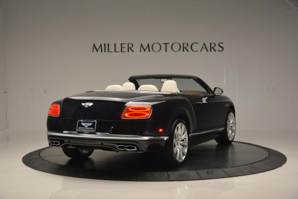 Used 2016 Bentley Continental GT V8 S Convertible for sale Sold at Pagani of Greenwich in Greenwich CT 06830 7