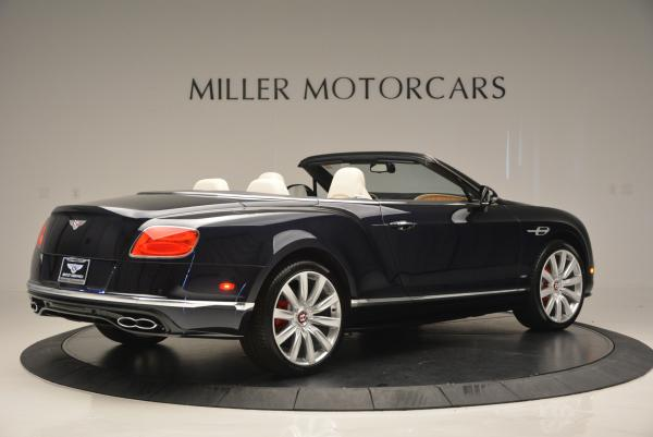 Used 2016 Bentley Continental GT V8 S Convertible for sale Sold at Pagani of Greenwich in Greenwich CT 06830 8