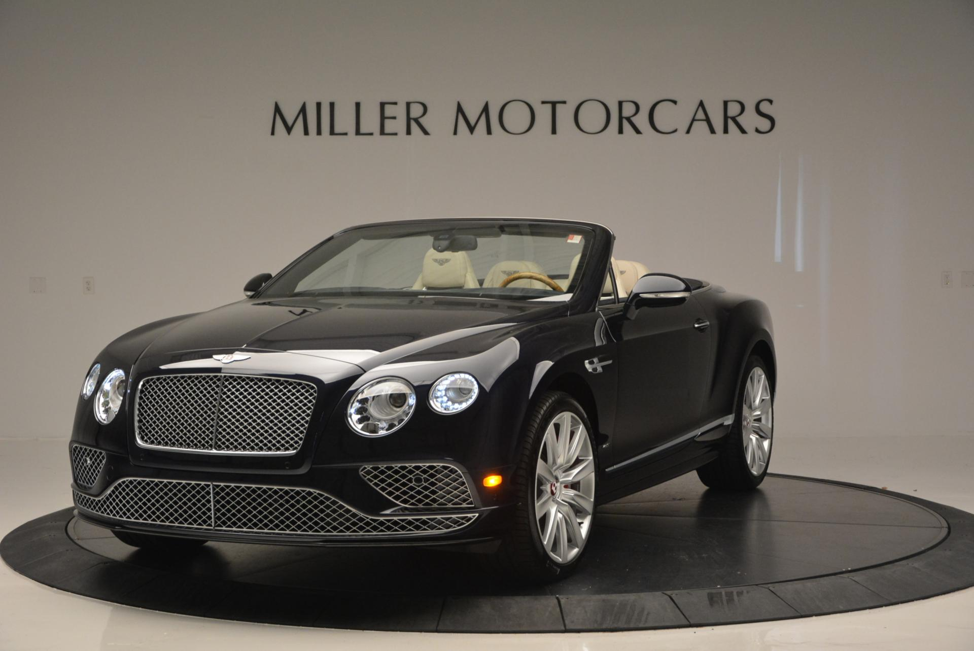 Used 2016 Bentley Continental GT V8 S Convertible for sale Sold at Pagani of Greenwich in Greenwich CT 06830 1