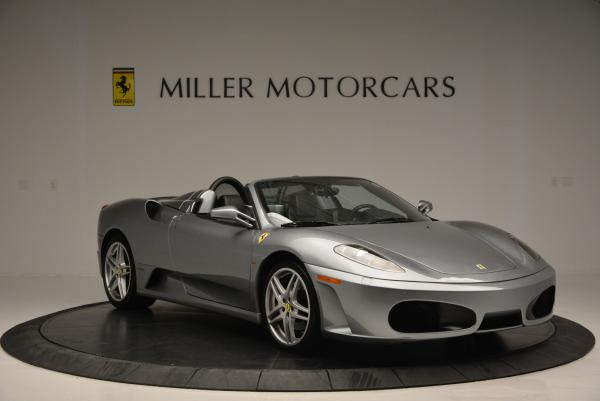 Used 2005 Ferrari F430 Spider for sale Sold at Pagani of Greenwich in Greenwich CT 06830 11