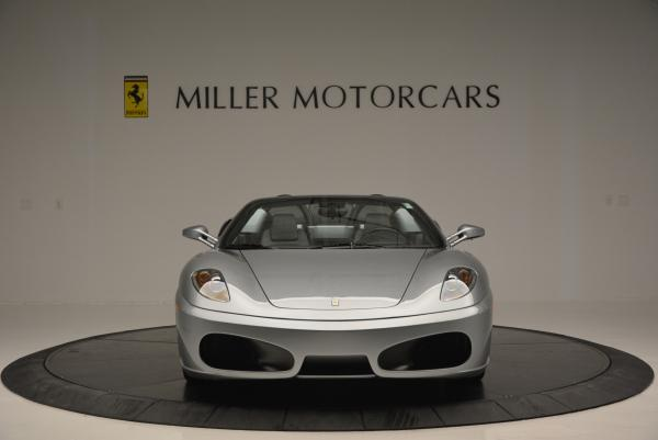 Used 2005 Ferrari F430 Spider for sale Sold at Pagani of Greenwich in Greenwich CT 06830 12