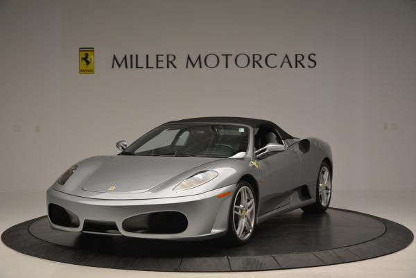 Used 2005 Ferrari F430 Spider for sale Sold at Pagani of Greenwich in Greenwich CT 06830 13