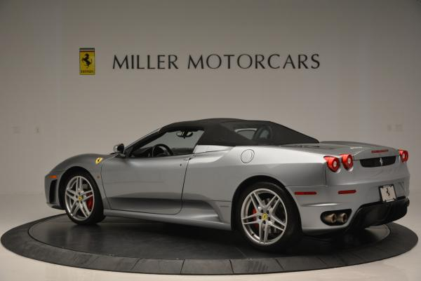 Used 2005 Ferrari F430 Spider for sale Sold at Pagani of Greenwich in Greenwich CT 06830 16