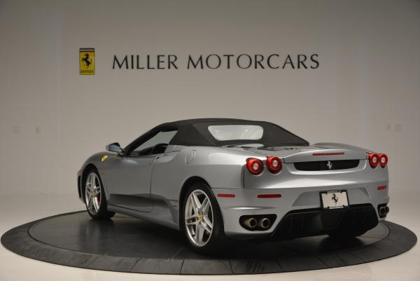 Used 2005 Ferrari F430 Spider for sale Sold at Pagani of Greenwich in Greenwich CT 06830 17