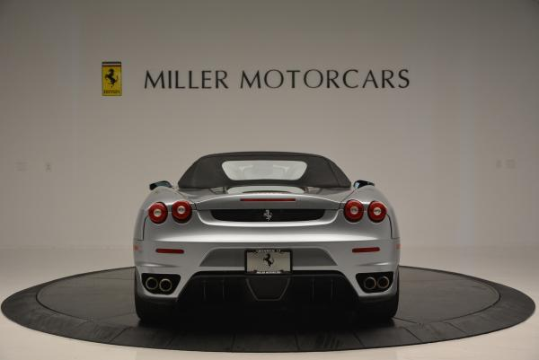 Used 2005 Ferrari F430 Spider for sale Sold at Pagani of Greenwich in Greenwich CT 06830 18