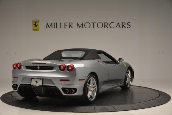 Used 2005 Ferrari F430 Spider for sale Sold at Pagani of Greenwich in Greenwich CT 06830 19