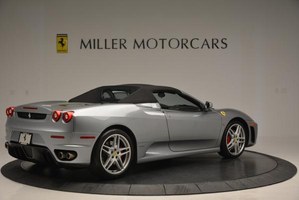 Used 2005 Ferrari F430 Spider for sale Sold at Pagani of Greenwich in Greenwich CT 06830 20